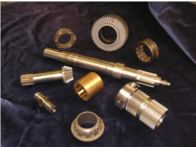 A variety of spline gears
