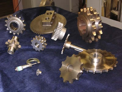 Custom Manufactured Sprockets