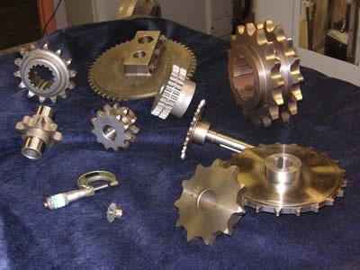 Custom Manufactured Sprockets