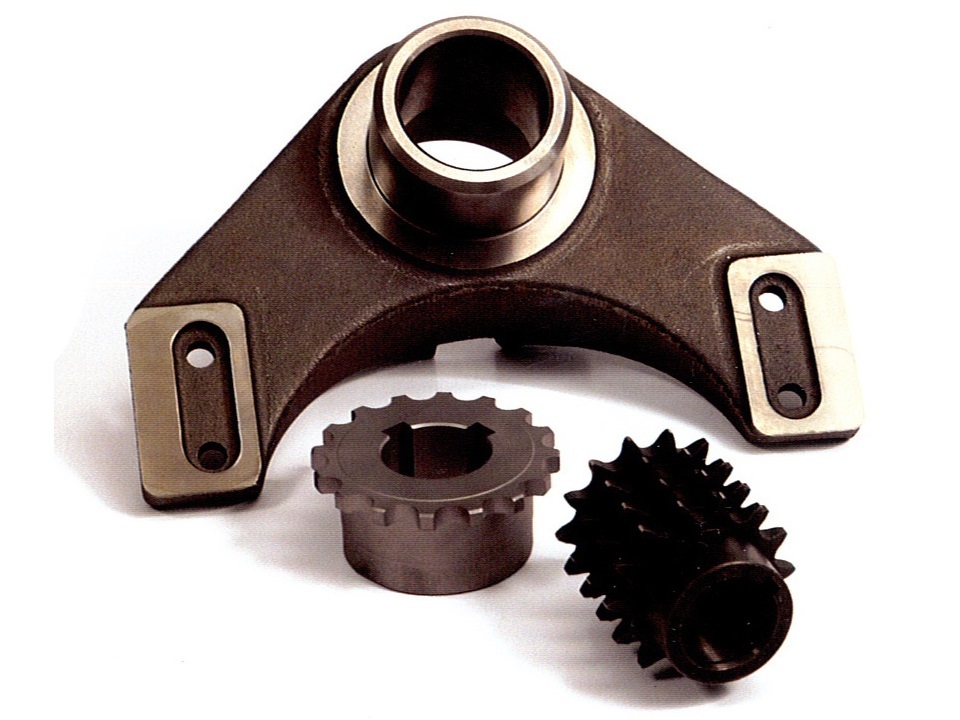 Industrial Gears and Sprockets