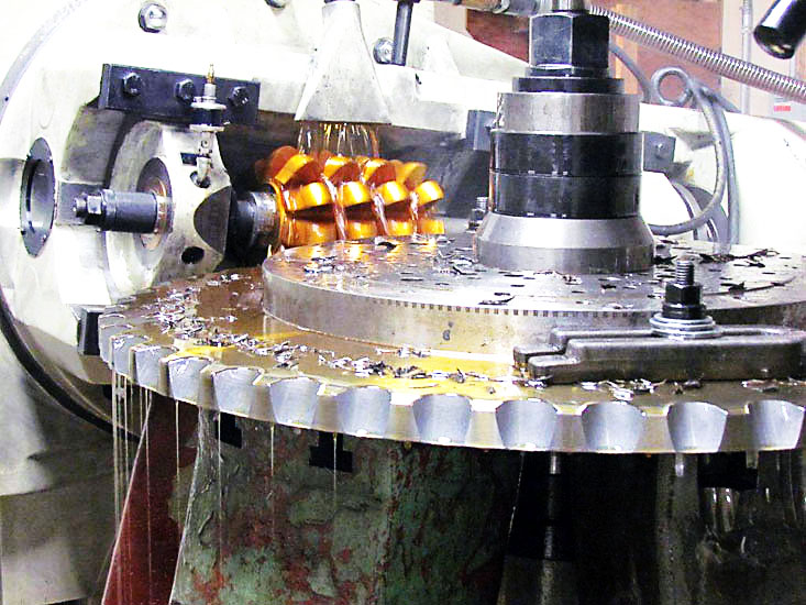 Spur Gear Cutting