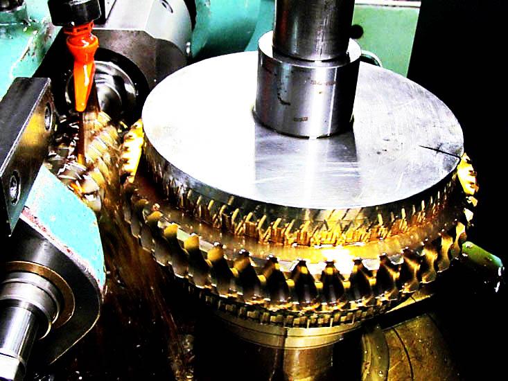 Spur Gear Manufacturing