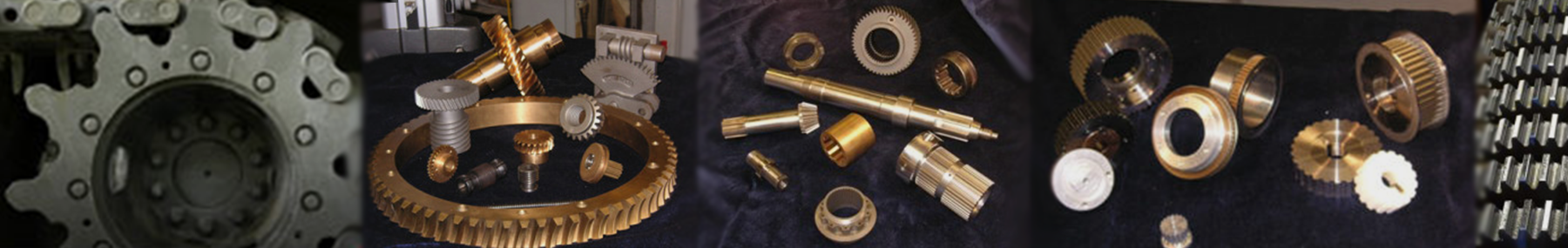 Industrial Gears Manufacturers banner