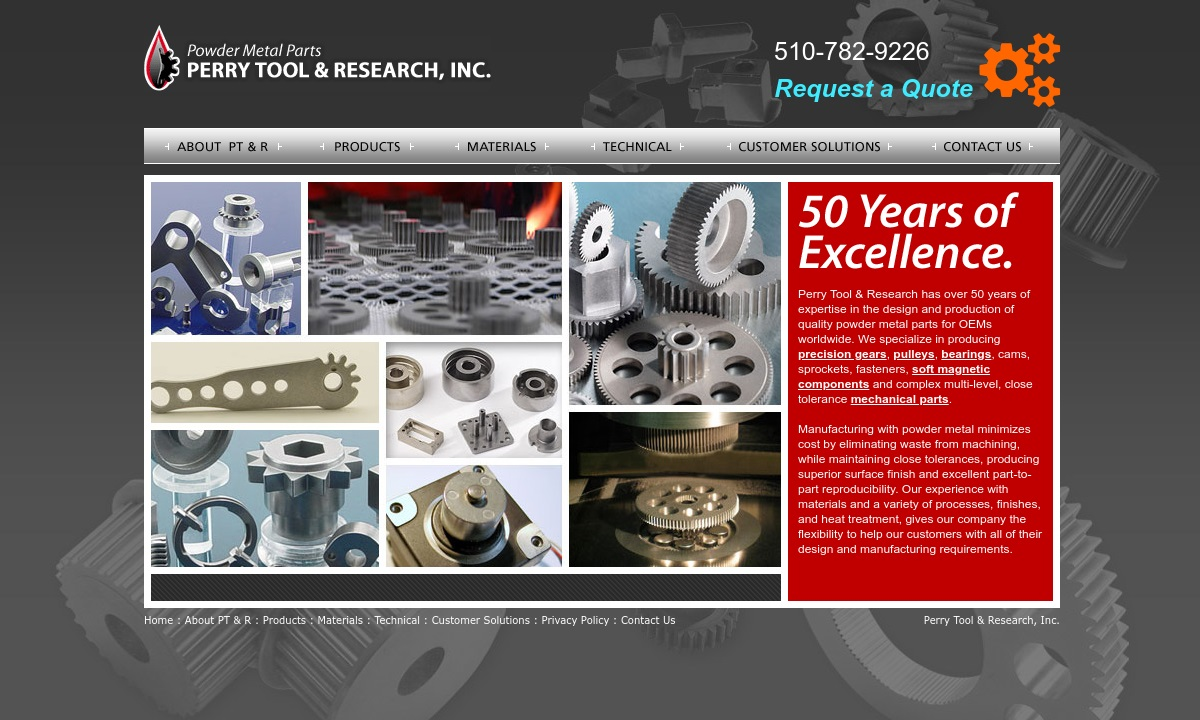 Perry Tool & Research, Inc.