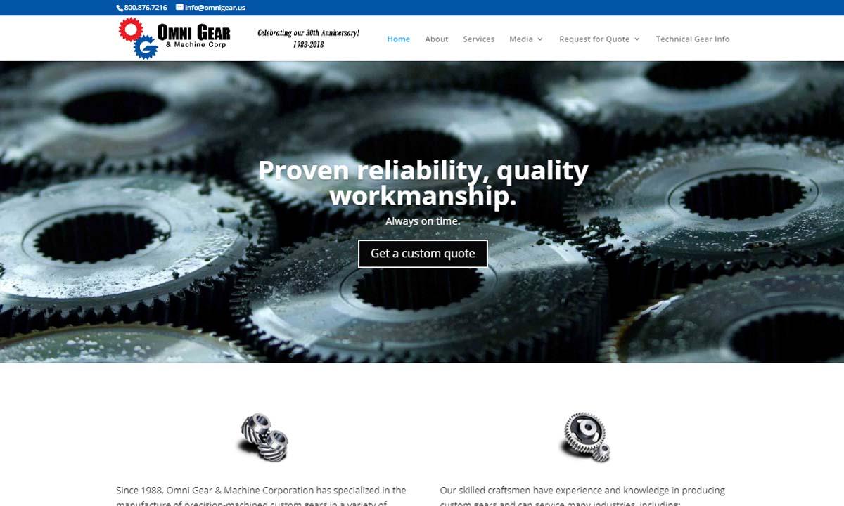 Omni Gear & Machine Corporation