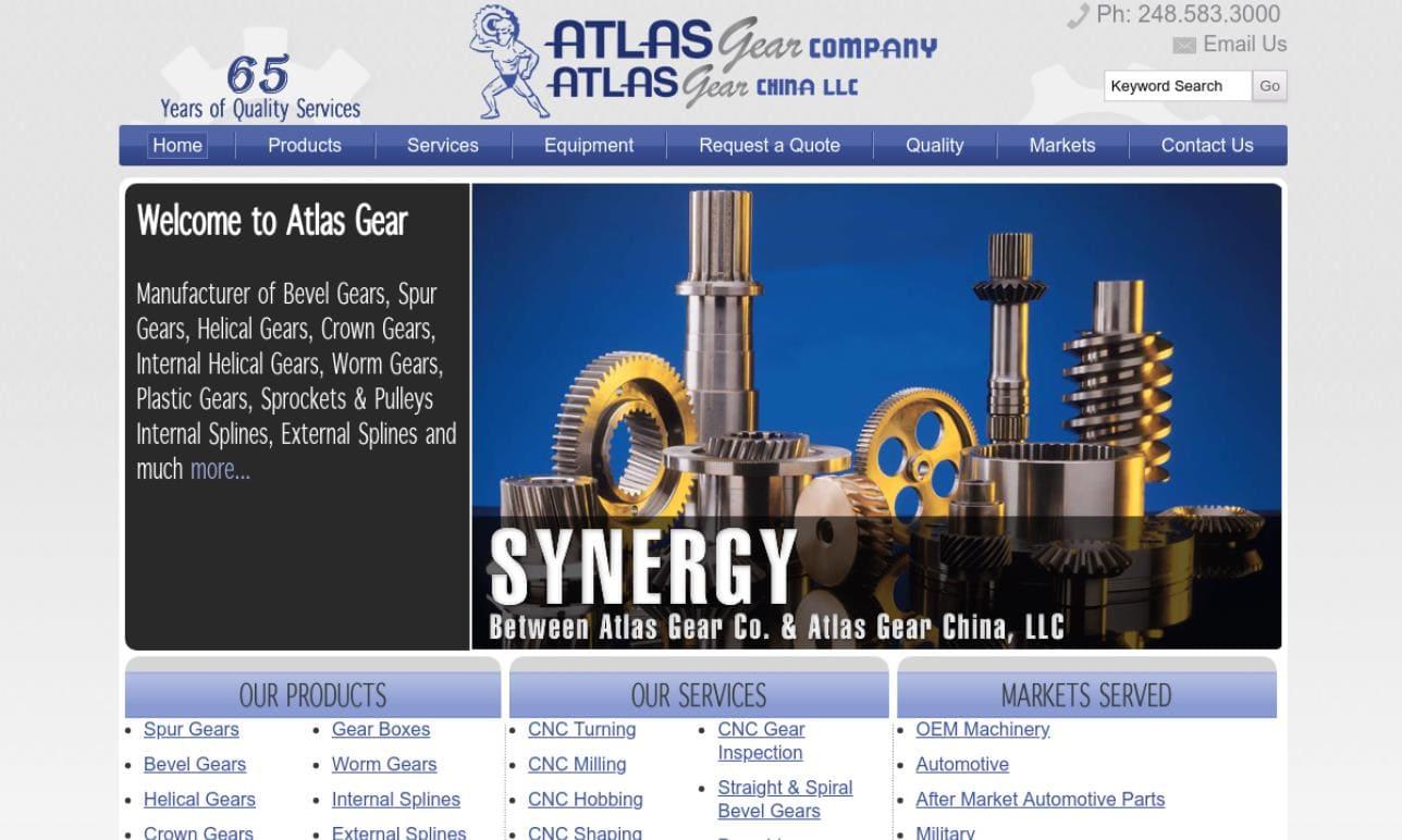 Atlas Gear Company