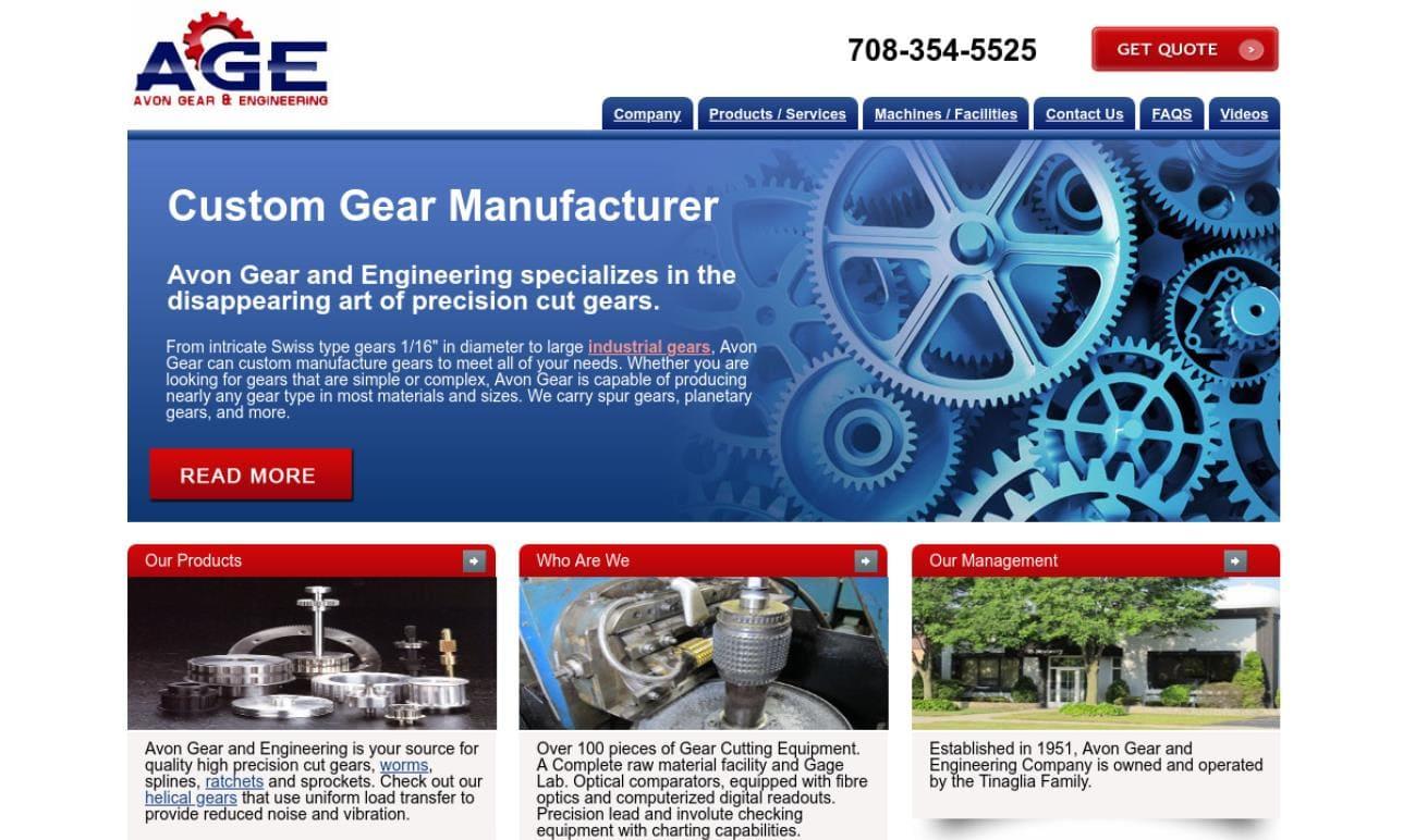Avon Gear & Engineering Company