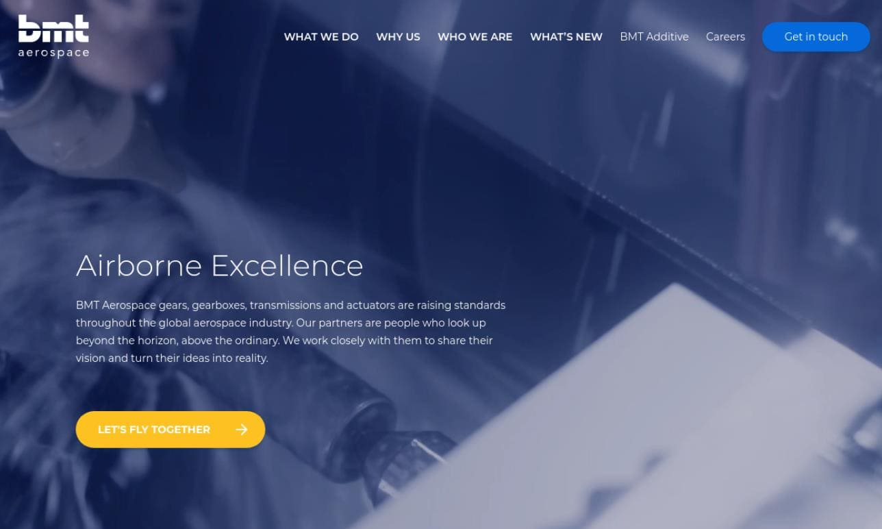 BMT Aerospace - USA