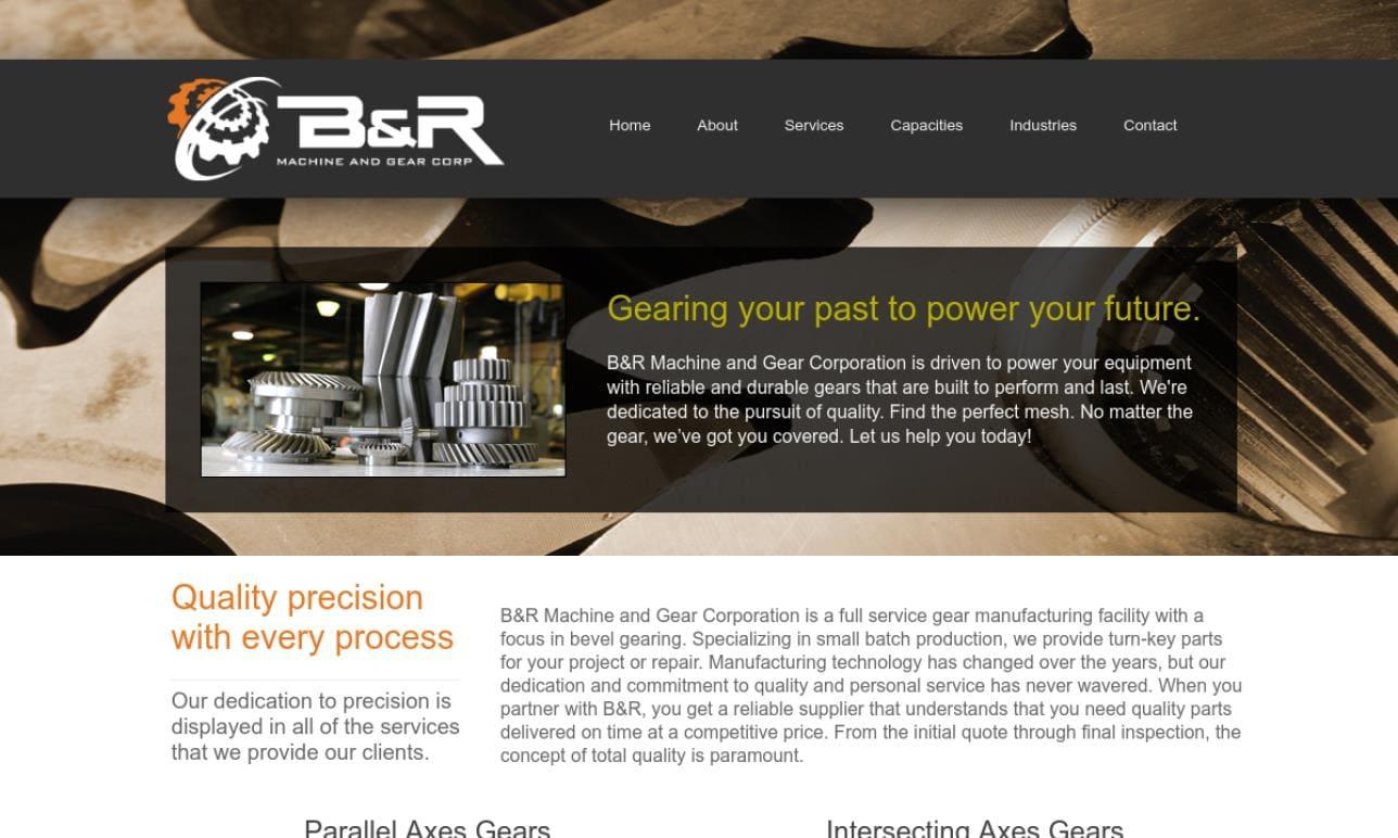 B&R Machine and Gear Corporation