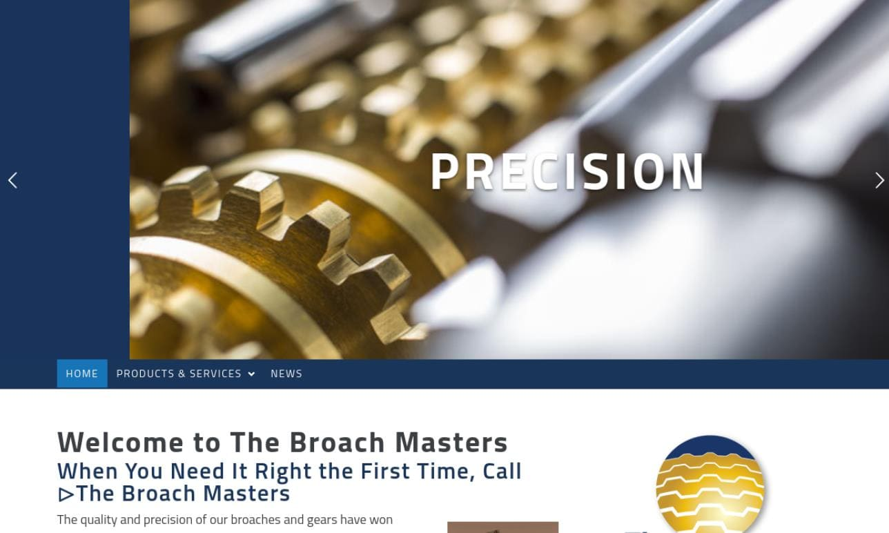 Broach Masters, Inc.
