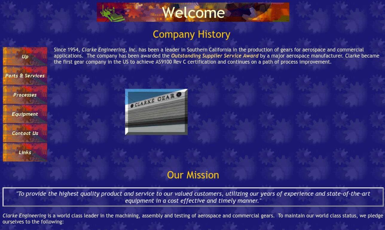 Clarke Gear Co. (Clarke Eng. Inc.)