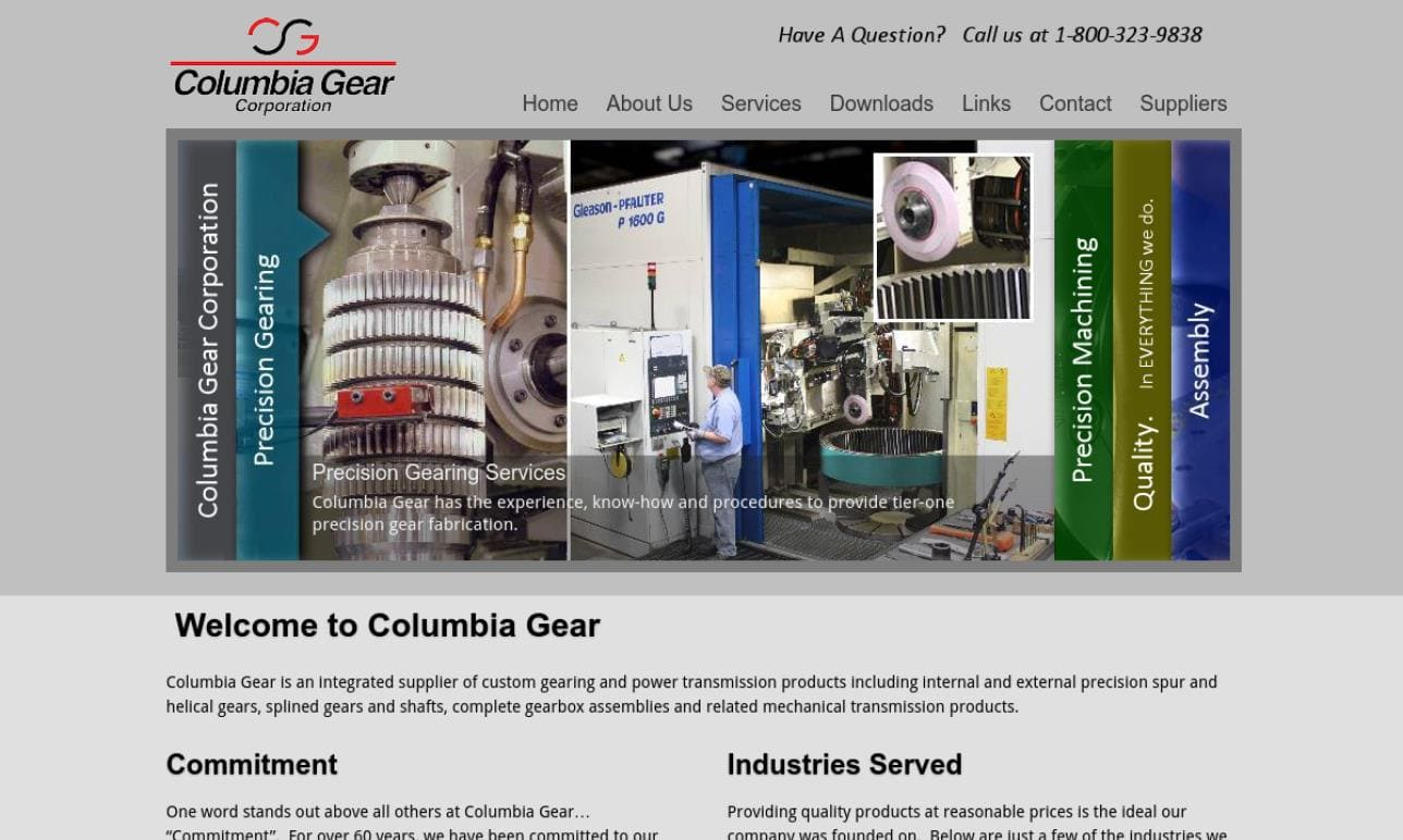Columbia Gear Corporation
