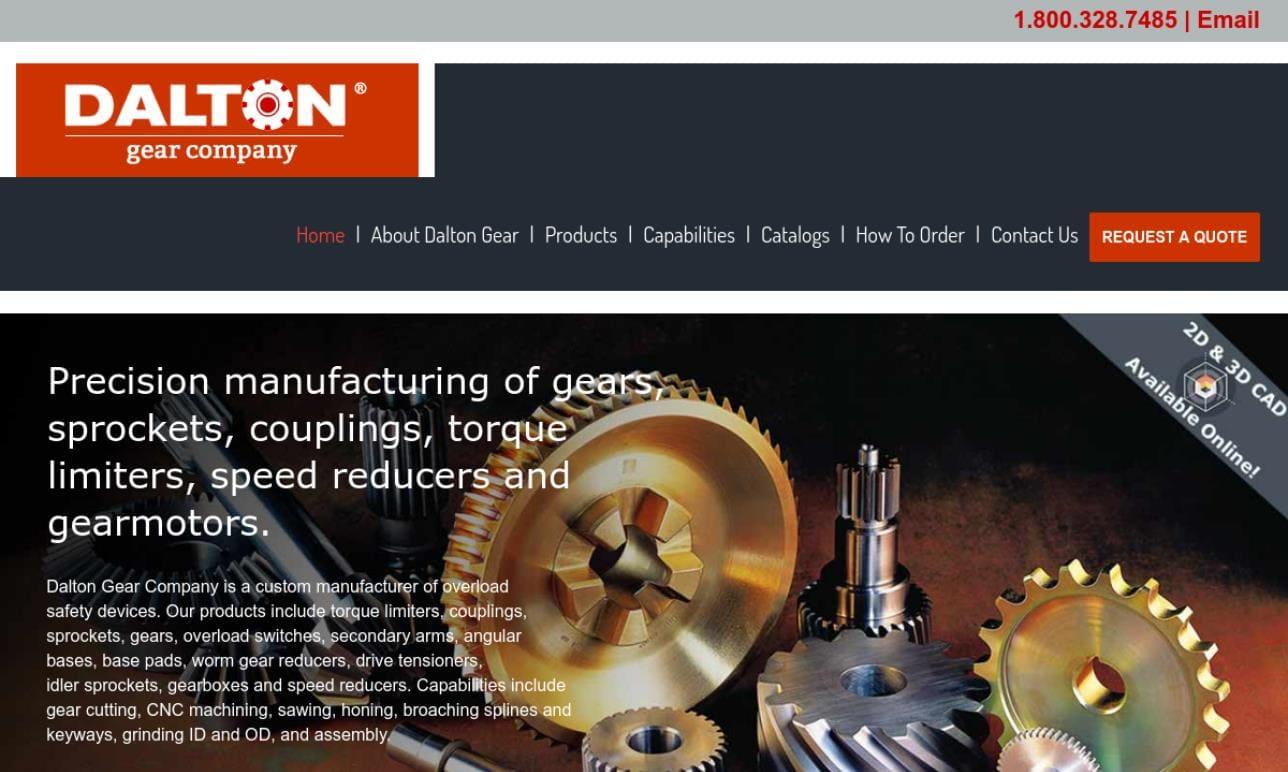 Dalton Gear Company
