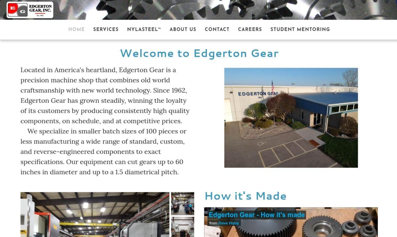 Edgerton Gear, Inc.