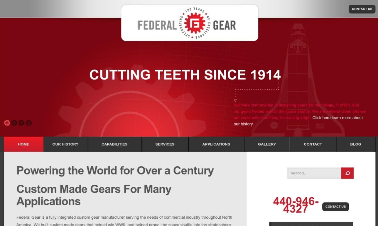 Federal Gear Corporation