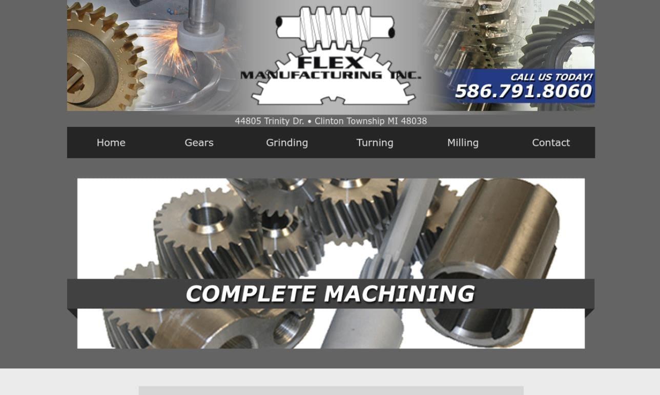 Flex Manufacturing, Inc.