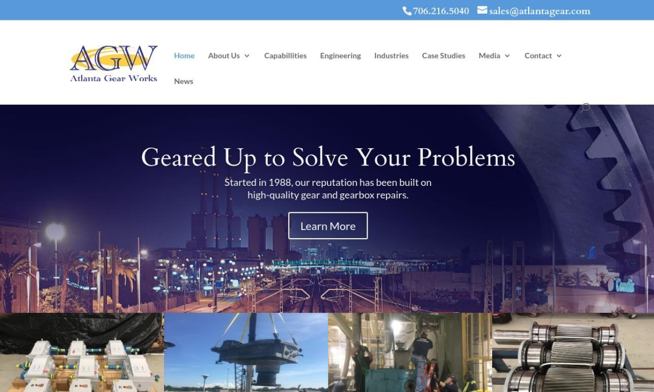 Atlanta Gear Works, Inc.