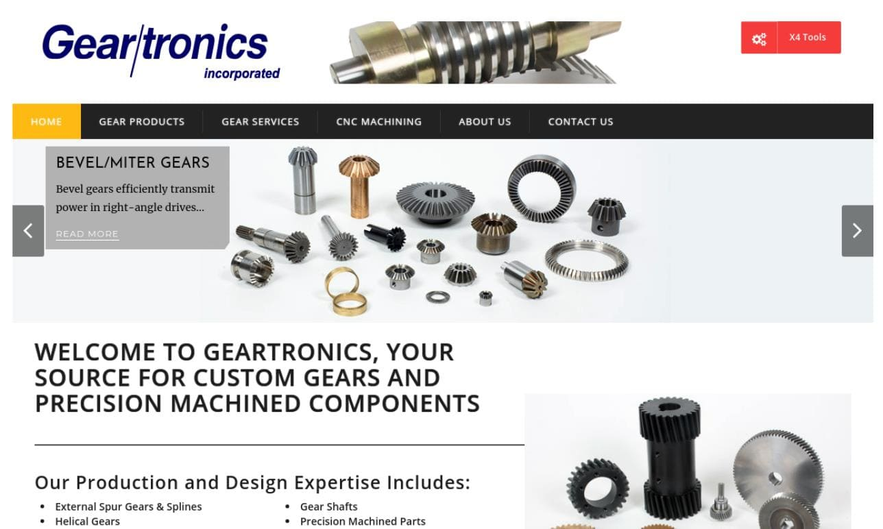 Geartronics Industries Incorporated