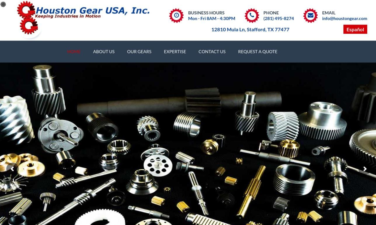 Houston Gear USA, Inc.