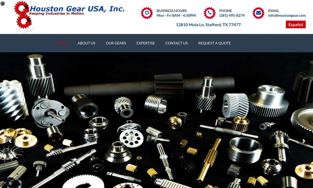 Houston Gear USA, Inc.