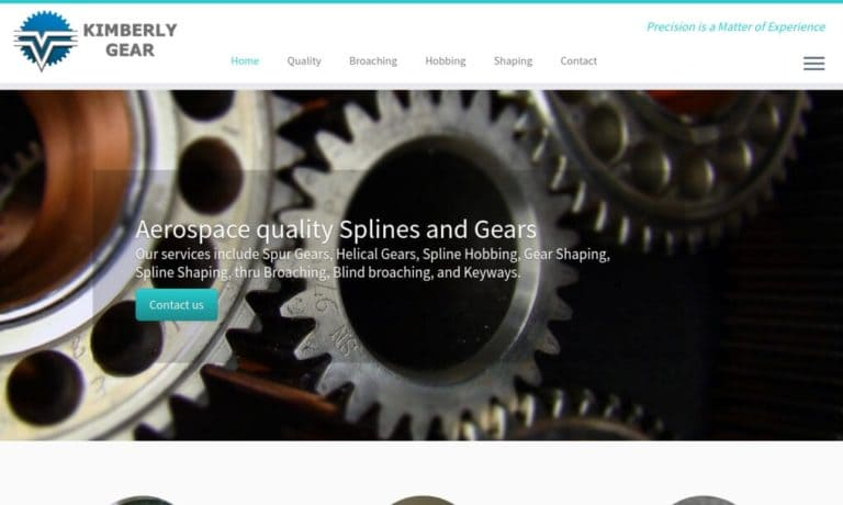 Kimberly Gear & Spline