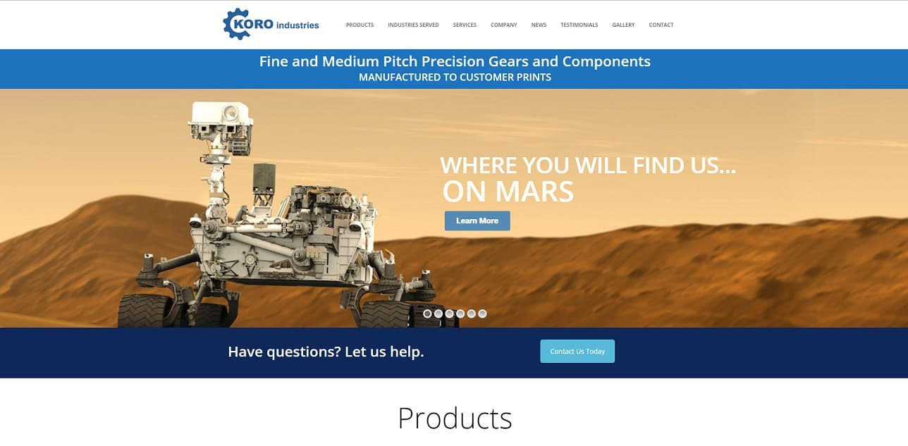 Koro Industries, Inc.