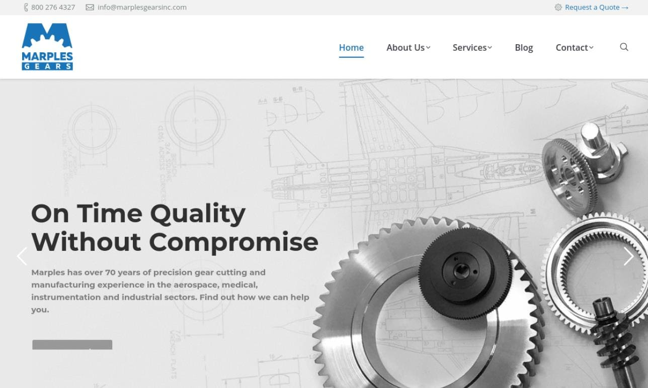 Marples Gears, Inc.