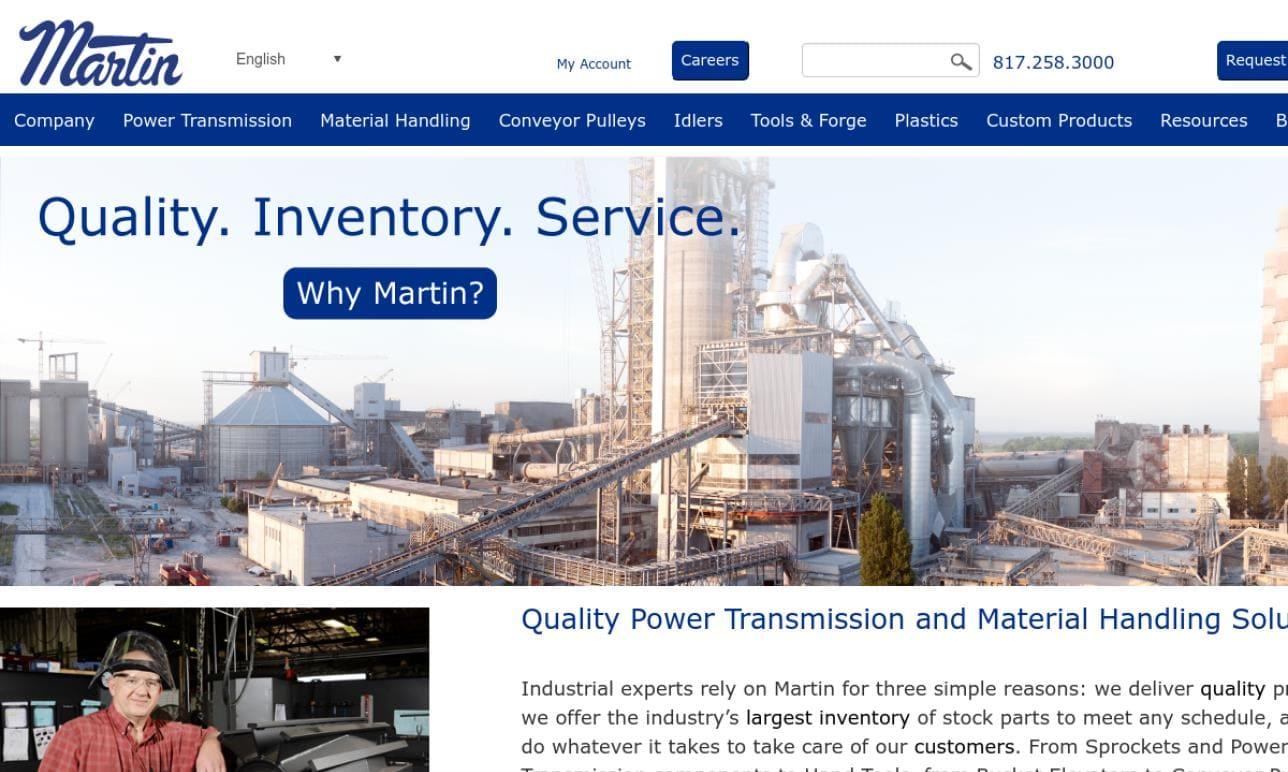 Martin Sprocket & Gear, Inc.