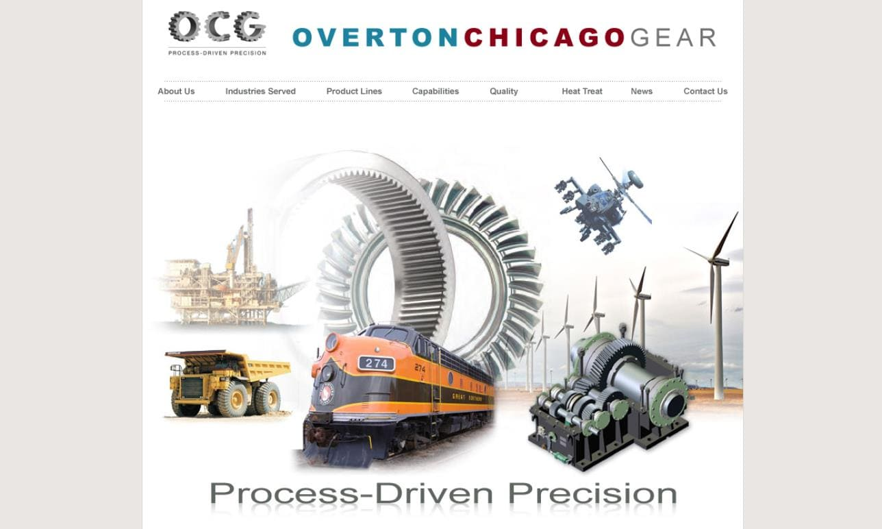 Overton Chicago Gear Corporation