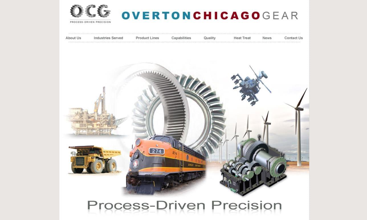 Overton Chicago Gear Corporation