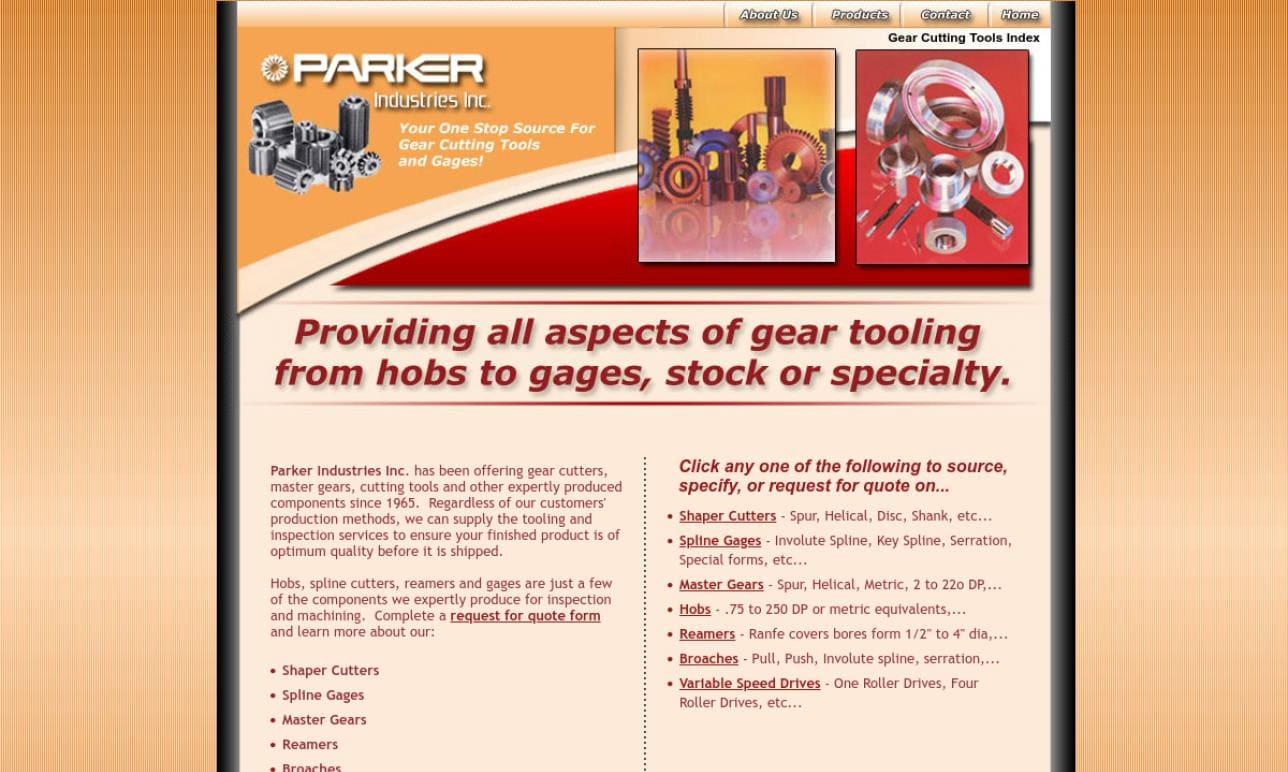 Parker Industries, Inc