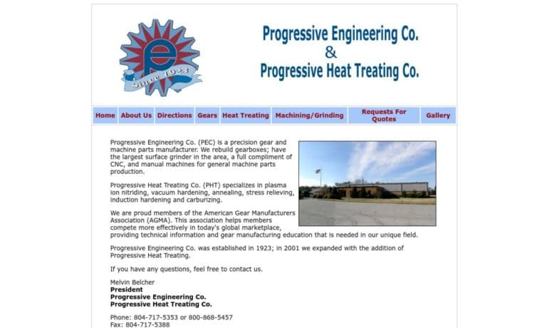 Progressive Engineering Company