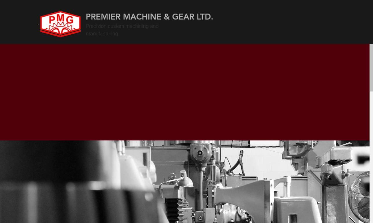 Premier Machine & Gear Ltd.