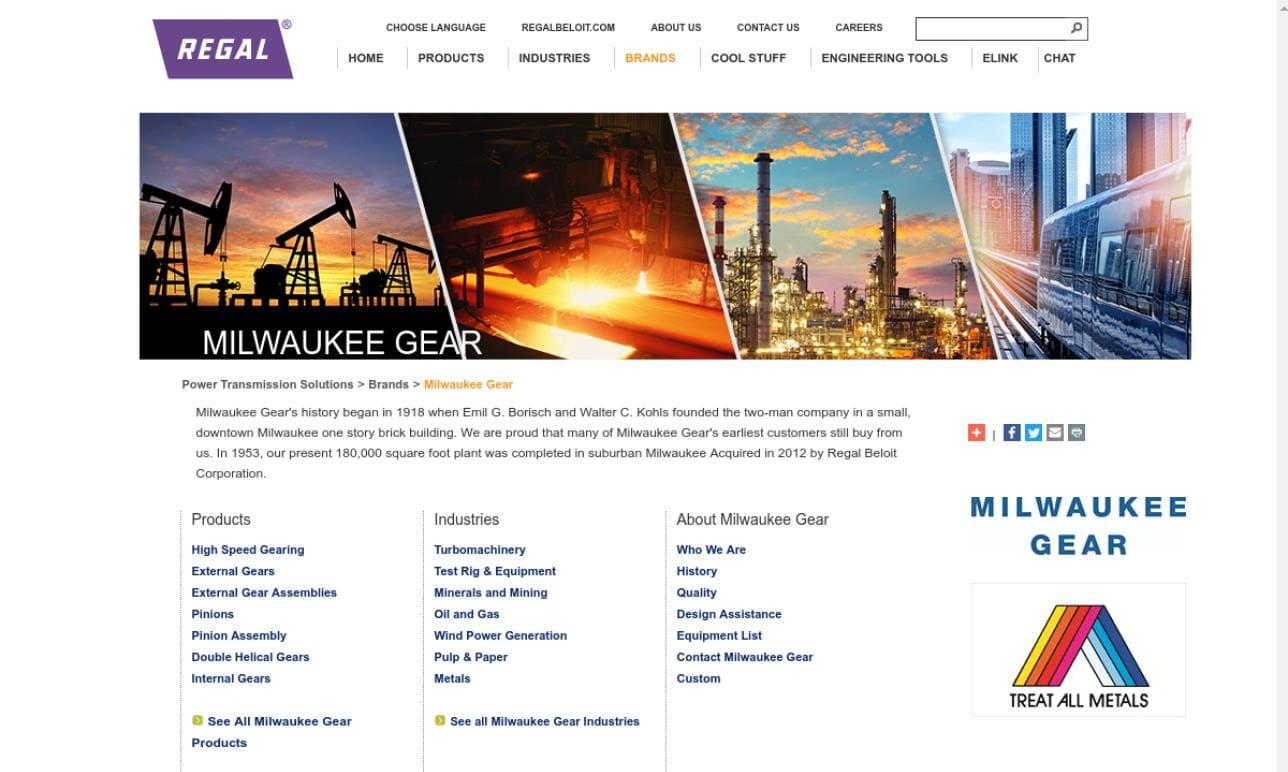 Milwaukee Gear Company