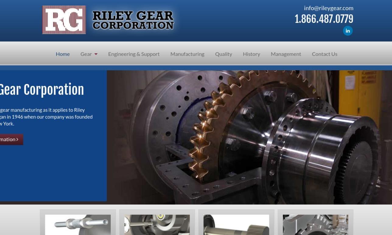 Riley Gear Corporation