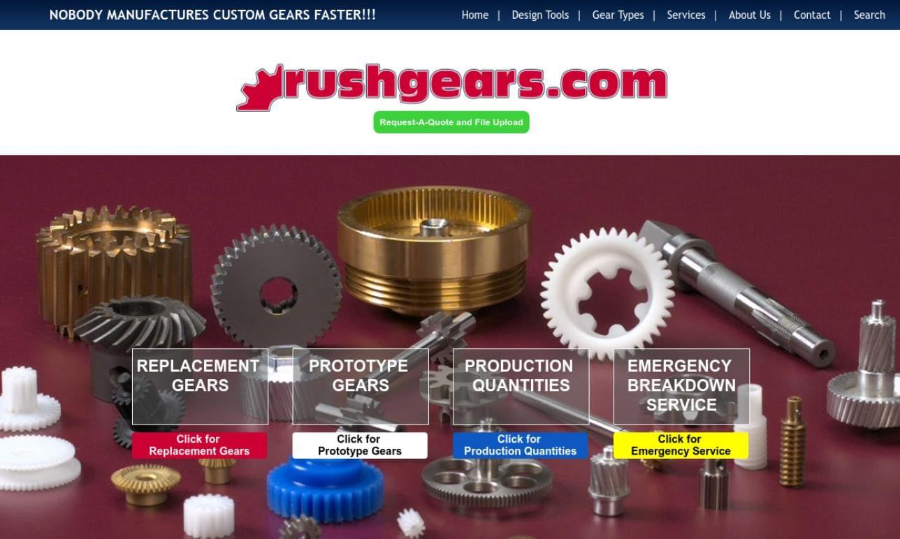 Rush Gears Inc.
