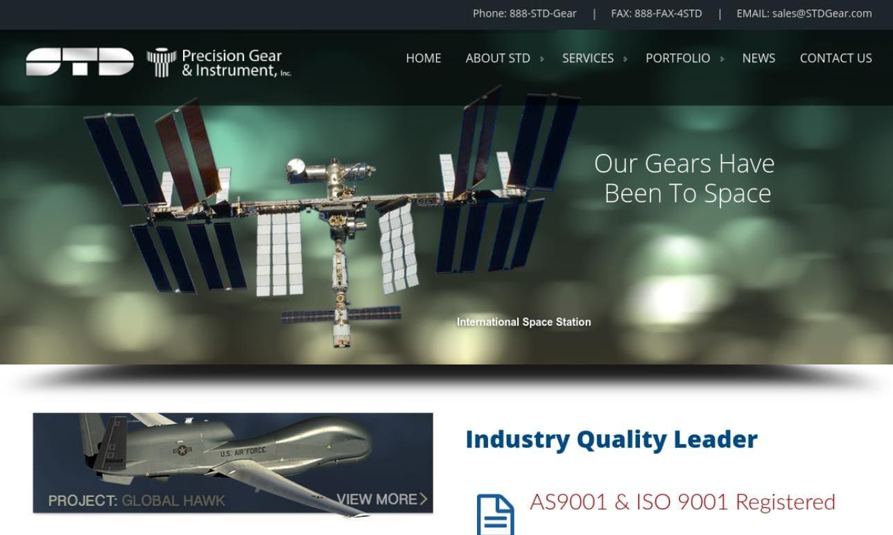 STD Precision Gear & Instruments, Inc.