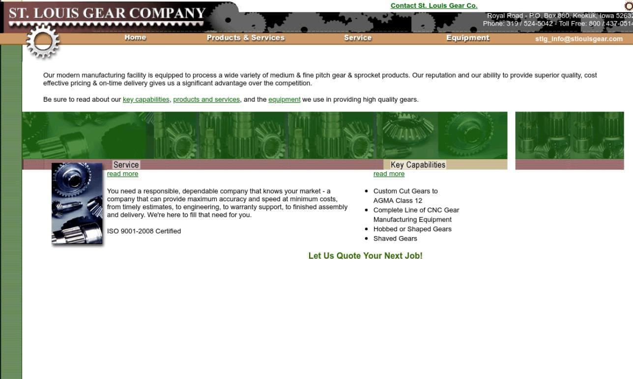 St. Louis Gear Company