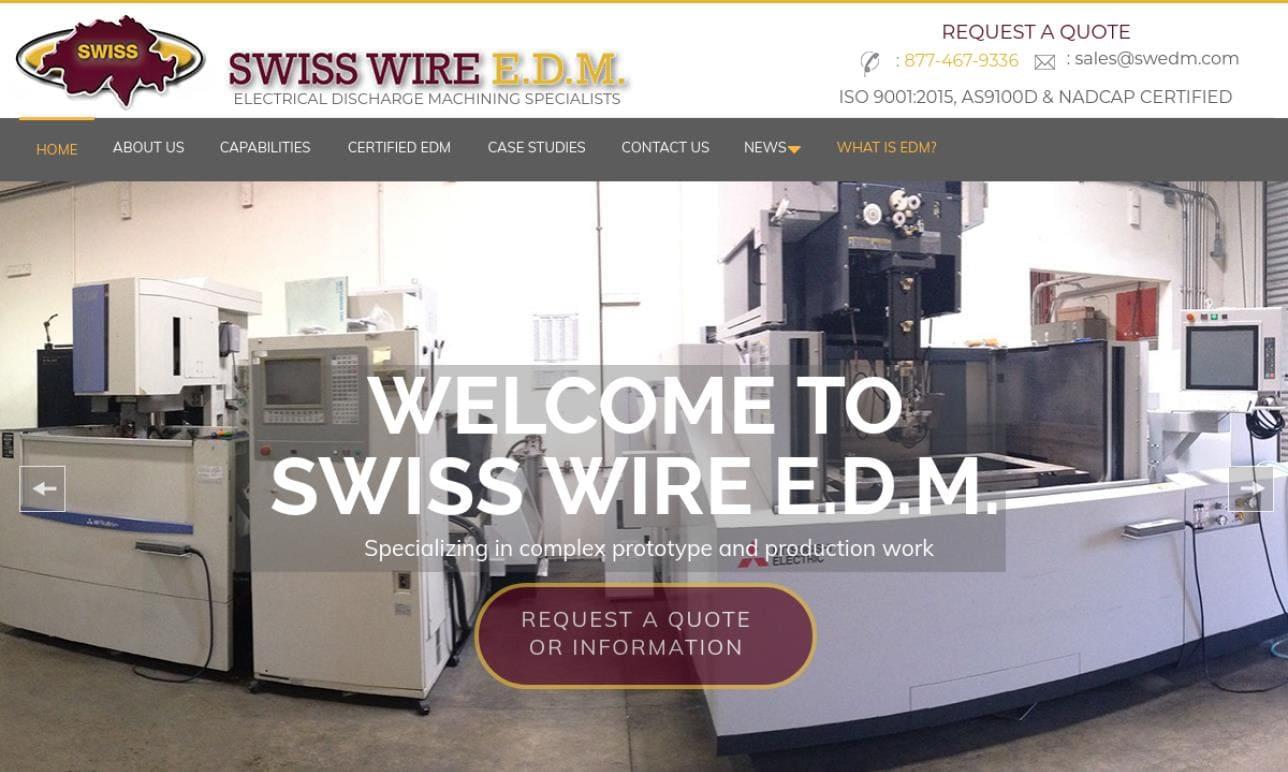 Swiss Wire EDM