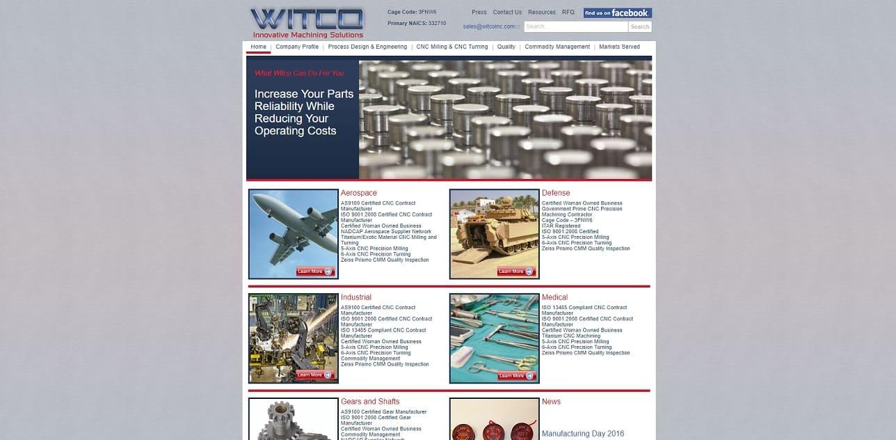 Witco, Inc.
