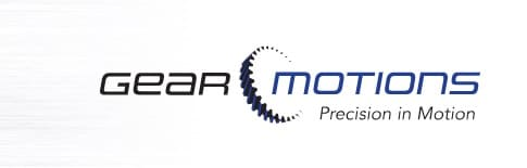 Gear Motions, Inc. Logo