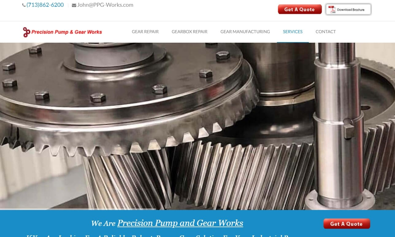 Precision Pump & Gear Works